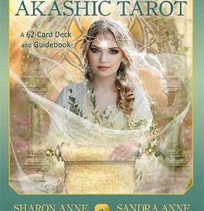 9781401950446 Akashic Tarot deck